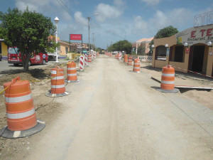 Renovation Main Roads Bonaire Phase 1